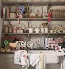 Корзина в интерьере кухни