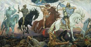 Four Horsemen of the Apocalypse - Wikipedia