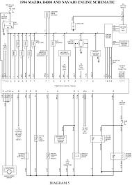 repair guides wiring diagrams wiring diagrams autozone com 6 1994 mazda b4000 and navajo engine schematic