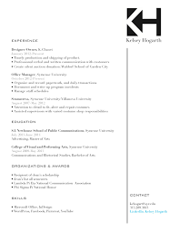 student résumé gra617 page 5 kelsey hogarth resume