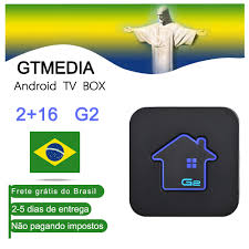 <b>GTmedia G2 Android TV</b> BOX Amlogic S905W widevine 2GBRAM + ...