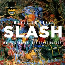 <b>World</b> On Fire by <b>Slash</b> on Spotify