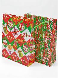 <b>Пакет подарочный</b> (набор 2 вида по 3шт.) 30*23*8 см. 6 шт ...