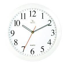 <b>Часы настенные</b> круглые <b>Вега</b> П1-7/7-7 <b>пластик</b> d285 мм купить ...