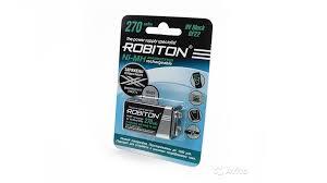 <b>Аккумулятор крона Robiton 270MH9</b>-1 RTU Опт/Розн купить в ...
