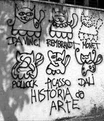 History of Art. Funny Quote Image | Funny Quotes | Graphics99.com