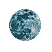 Brydon <b>Hot Sale 3D</b> Large Moon Fluorescent Wall Sticker ...