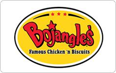 Buy Bojangles' Gift Cards | GiftCardGranny