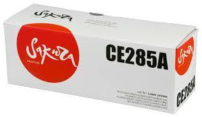 <b>Картридж Sakura CE285A</b>, совместимый — купить по выгодной ...