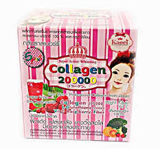 Super <b>Skin Whitening Collagen</b> 200000 Drink Supplement - Health ...