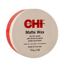 Укладка и стайлинг CHI <b>Воск</b> для укладки волос с <b>матовым</b> ...