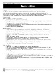 cover letter career change samples sample changing careers cover letter
