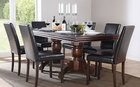 black wood dining room table photo of goodly all products dining kitchen dining furniture dining wonderful black wood dining room