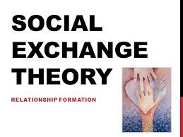 social exchange theory relationship formation starter in pairs  social exchange theory relationship formation