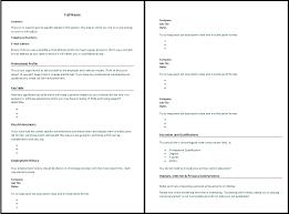 resume resume write up resume write up templates full size