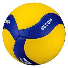 <b>Мяч волейбольный</b> Mikasa V320W NEW, V320W, желтый цвет, 5 ...