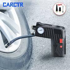 <b>Multi Function Portable Tire</b> Inflator DC12V 80W Air Compressor ...