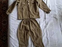 Военный <b>костюм</b> - Личные вещи, Детская одежда и обувь ...