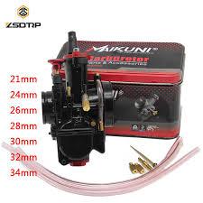 ZSDTRP <b>21 24</b> 26 28 30 32 34mm <b>Universal</b> Black Mikuni Maikuni ...