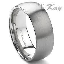 Men,Women's Wide <b>11mm</b> Stainless Steel Ring Band Silver Classic ...