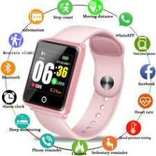 <b>LIGE Smart Watch</b> Women Activity Waterproof Fitness Tracker ...