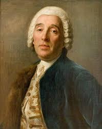 Portrait of Francesco Bartolomeo Rastrelli Pietro Antonio Rotari - Pietro%2520Antonio%2520Rotari-337766