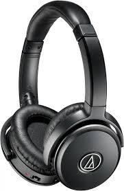 Купить <b>наушники Audio-Technica ATH-ANC50iS</b> black в Москве ...