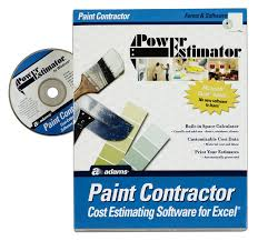com adams powerestimator paint contractor s estimating com adams powerestimator paint contractor s estimating software cd rom alb504sw expense forms office products