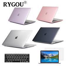 <b>RYGOU</b> Crystal Clear Case For <b>Apple</b> Macbook Air Pro Retina 11 ...