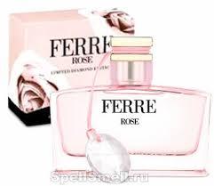 Купить духи <b>Gianfranco Ferre Rose</b> Limited Diamond Edition ...