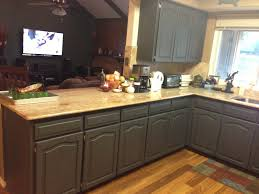 Painted Kitchen Gorgeous Painted Kitchen Cabinets Furniture Blue Kitchens Narrow