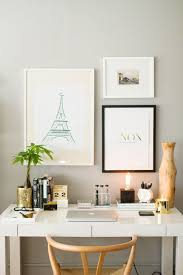 gorgeous workspace design pretty desk simple minimal desk home office pretty home office light filled office dream office office inspiration black white home office inspiration
