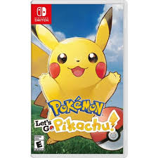 <b>Pokemon</b>: Let's Go <b>Pikachu</b>! - Nintendo Switch : Target