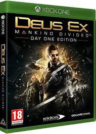 <b>Игра для приставки Microsoft</b> Xbox One DEUS EX: MANKIND ...
