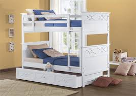 image of white bunk beds twin over twin storage amazing twin bunk bed