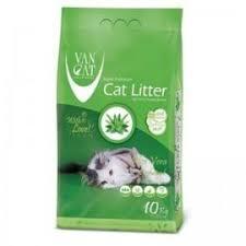 Купить <b>наполнитель Van Cat</b> для кошачьего туалета