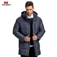 <b>MALIDINU 2019</b> Fashion <b>Men</b> Down Jacket 70% Duck Down Winter ...