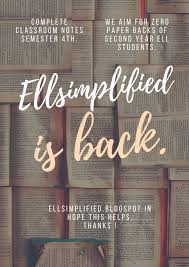 ell simplified essays udita ma am ell simplified