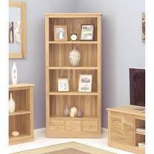 baumhaus mobel solid oak large 3 drawer bookcase cor01a baumhaus mobel solid oak drawer