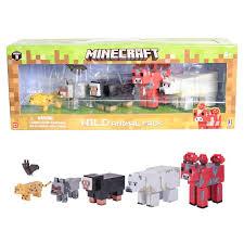 <b>Игровой набор Minecraft</b> 6 <b>фигурок</b> животных Т59991: купить за ...