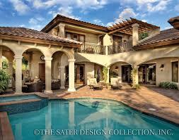Home Plan Casoria   Sater Design Collection