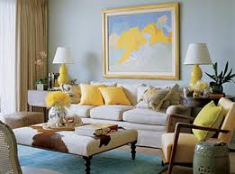 soft blue and yellow living room blue yellow living room