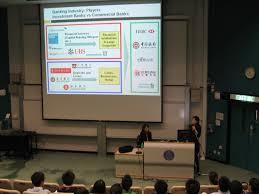 hkust business school undergraduate programs career planning career know how i bank seminar
