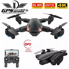 FEMA <b>SG701</b>/ <b>SG701S</b> RC <b>GPS Drone with</b> 5G WiFi FPV 4K Dual ...