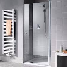 <b>Душевая дверь Kermi Atea</b> 1TR 470х1850, серебро, стекло ...