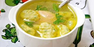 Картинки по запросу Рецепт приготовления супа с сырными клёцками