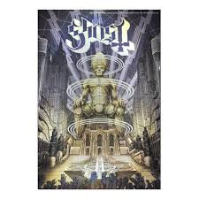 <b>Ghost</b> - <b>Ceremony</b> and Devotion Lenticular Poster – Loma Vista ...