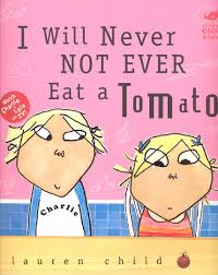 grade 3 story writing sd71 literacy resources charlie is babysitting lola and must get her to eat some not so favourite foods how will he manage that