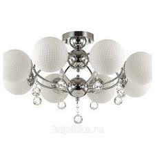 <b>Odeon Light</b> Jolly <b>3953</b>/<b>8C люстра</b> потолочная купить в Москве ...