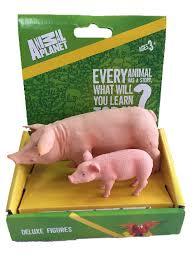 Набор <b>фигурок Mojo</b> (Animal Planet) в индивидуальной упаковке ...